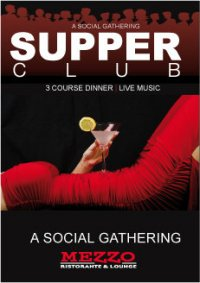 Mezzo Supper Club