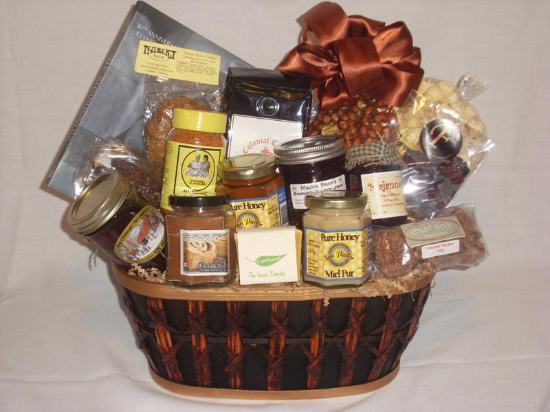 Grand Tour basket from Locally Yours