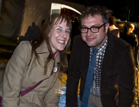 Jillian and Steven Page