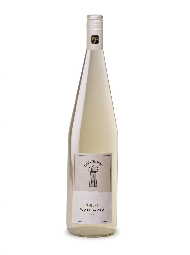 2009 Lighthouse Riesling from Pelee Island Winery