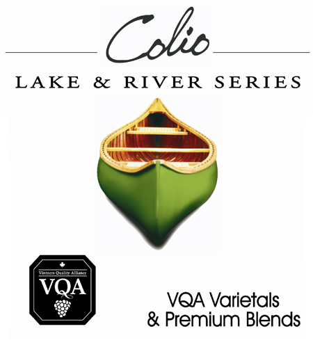 Colio Estate Winery's 2009 Lake & River Moonlight White