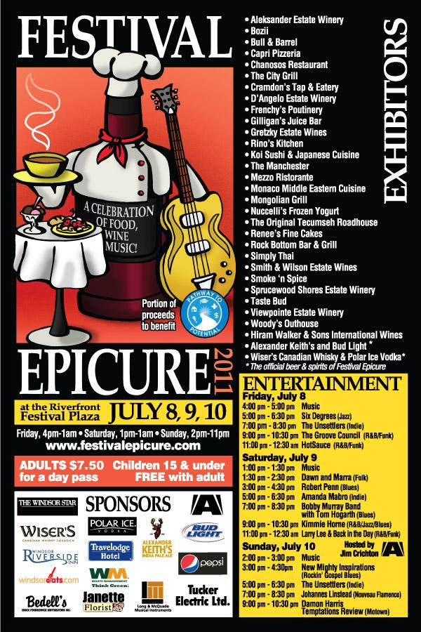 Festival Epicure 2011