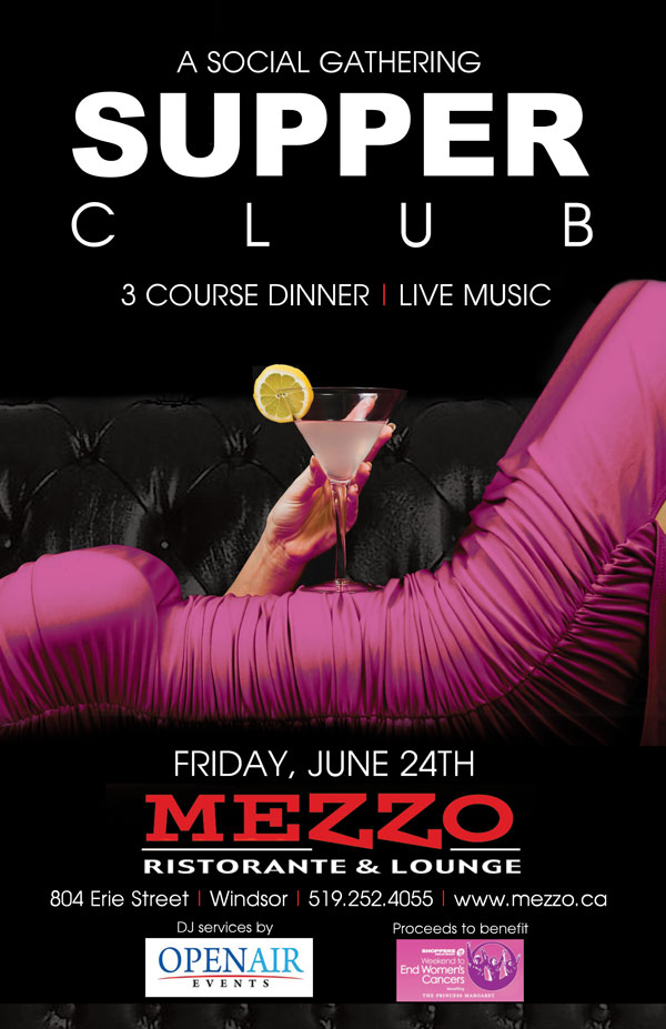 Mezzo Supper Club on June 24, 2011
