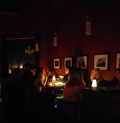 Candlelight meals during Earth Hour at Chanoso's Restaurant in Downtown Windsor, Ontario
