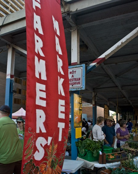 Downtown Windsor Farmer's Market