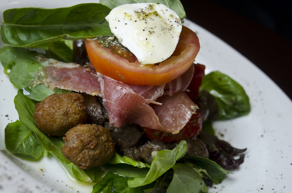 Antipasto Mistro from Mezzo Ristorante for Eat Your City Restaurant Week