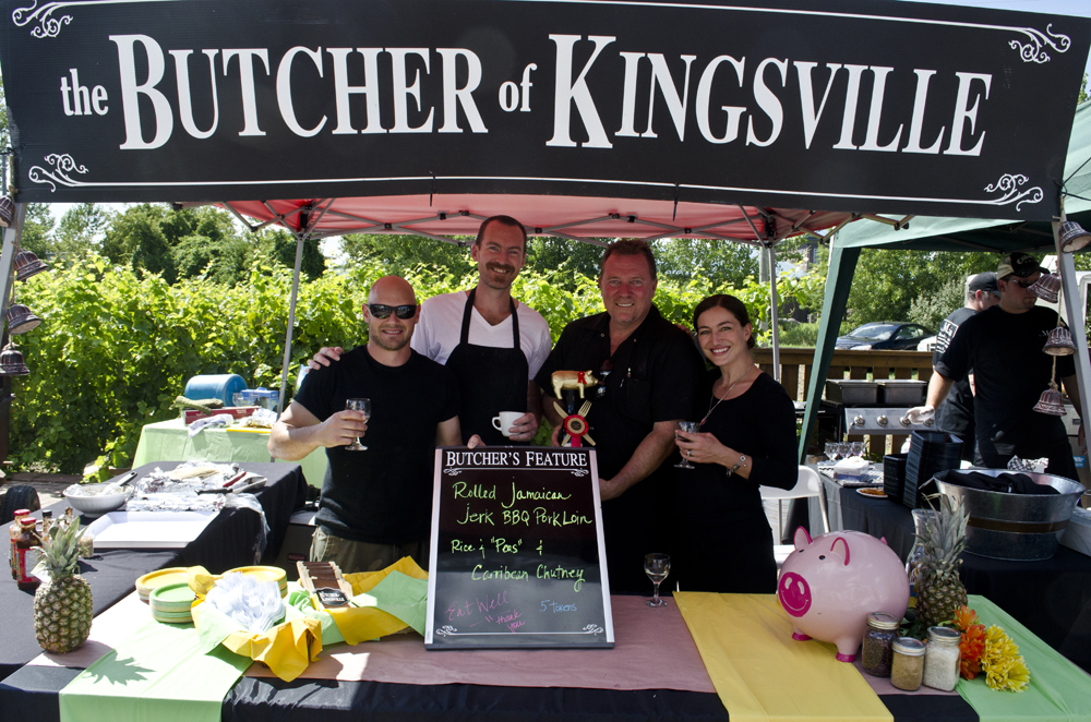 It was a tie! Both The Butcher of Kingsville and Jack's Gastropub tied for the best pork dish!