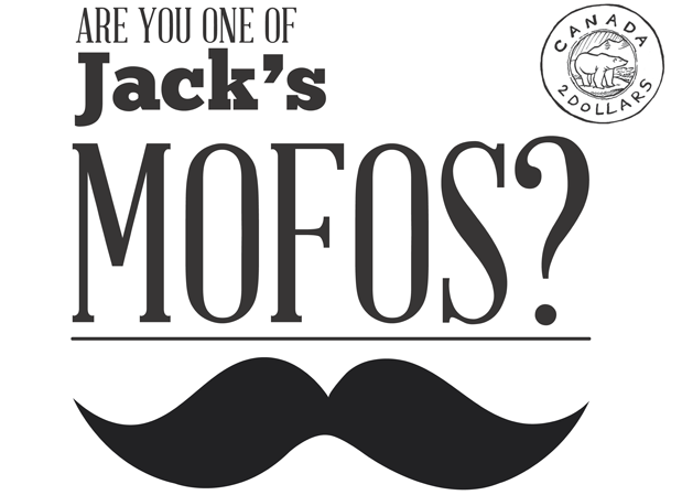 Are you one of Jack's Mo-Fo's?