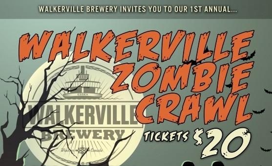 2012 Zombie Crawl