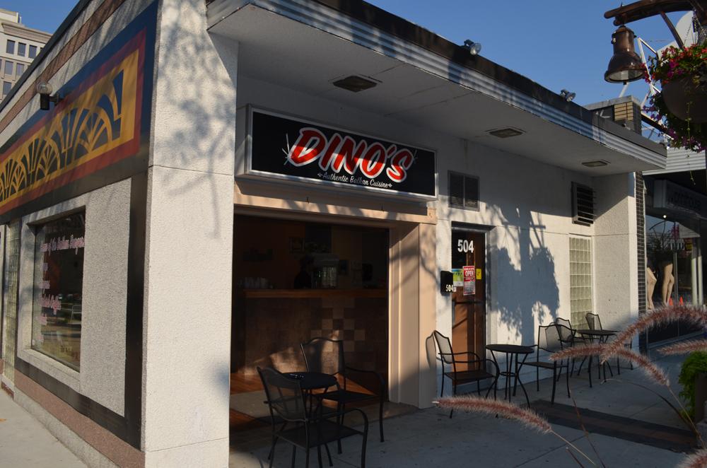 Dino's Cevap House