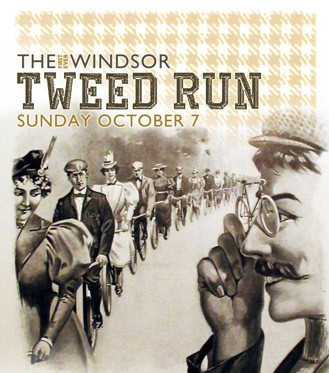 Windsor Tweed Run