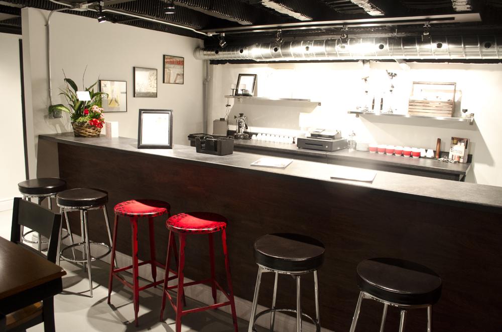 Salute Espresso Bar