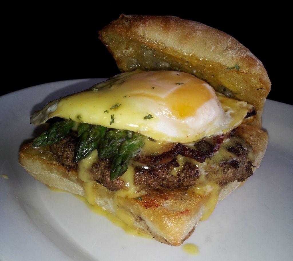 Joe Schmoes' Essex County Burger