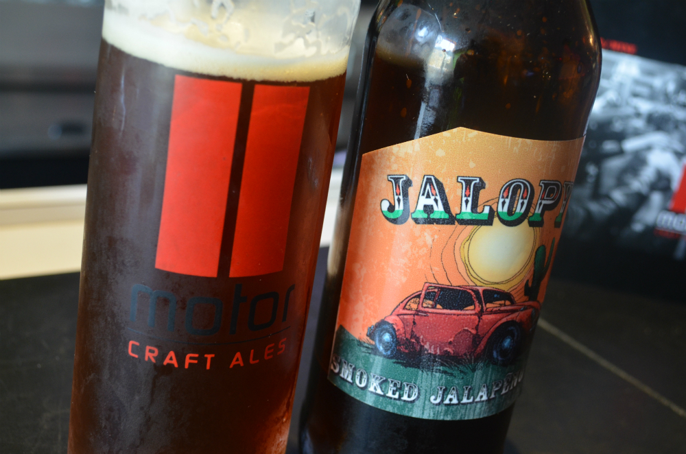 Jalopy from Motor Craft Ales