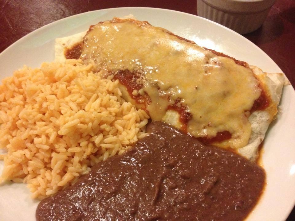 Burrito from Mi Casita