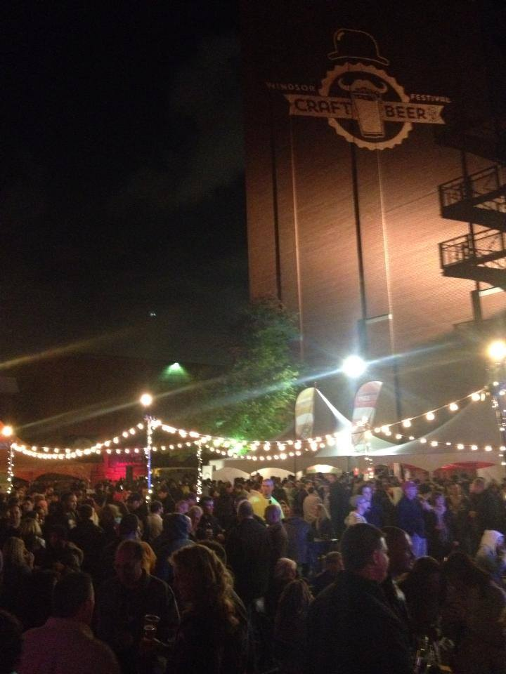 2013 Windsor Craft Beer Festival