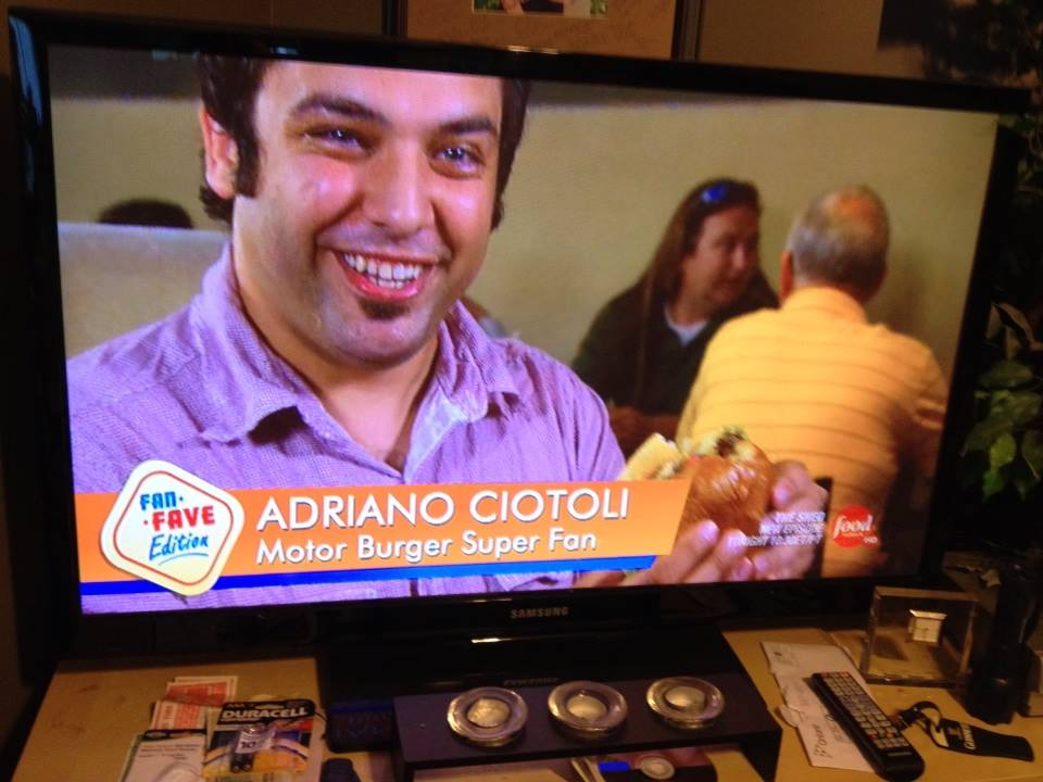 Adriano Ciotoli of WindsorEats on You Gotta Eat Here