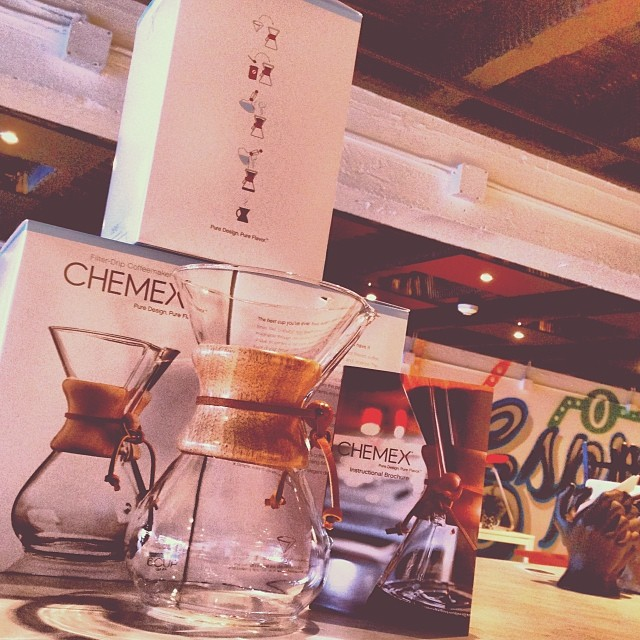 Chemex Filter Drip Coffee Maker