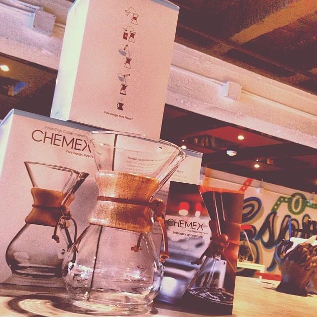 Chemex Filter Drip Coffee Maker