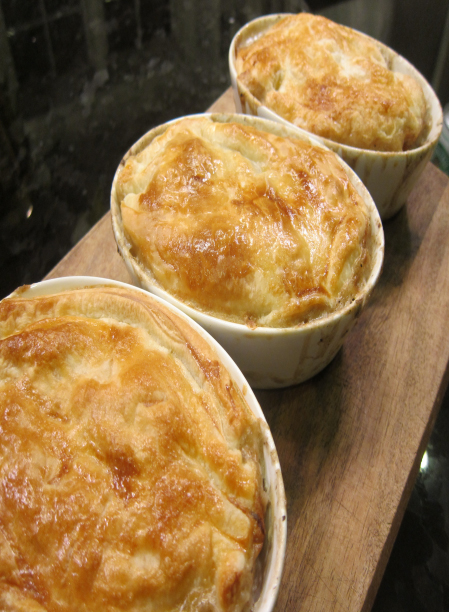 Remy's Chicken Pot Pie
