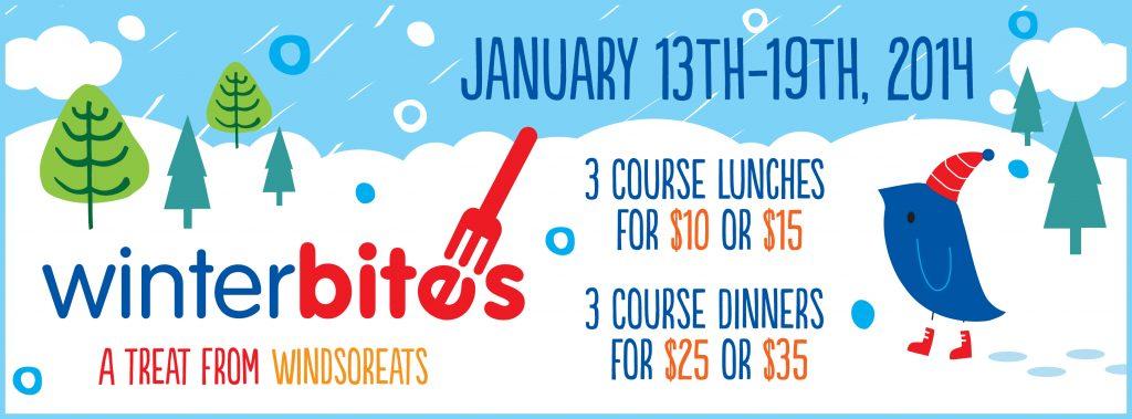 Winter Bites Restaurant Week