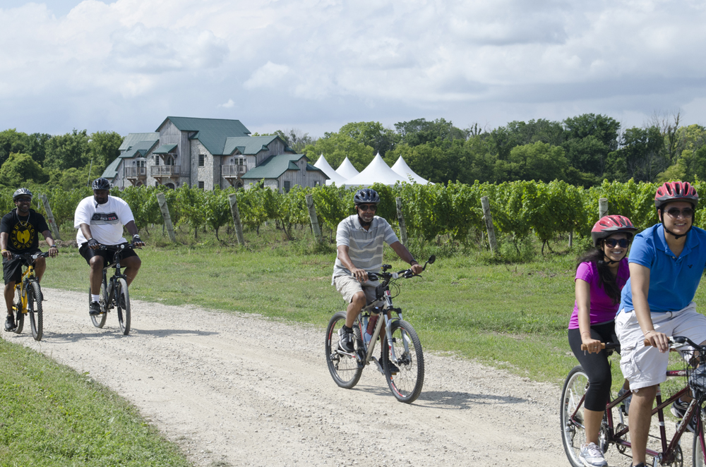 Wine Trail Ride cycling tours