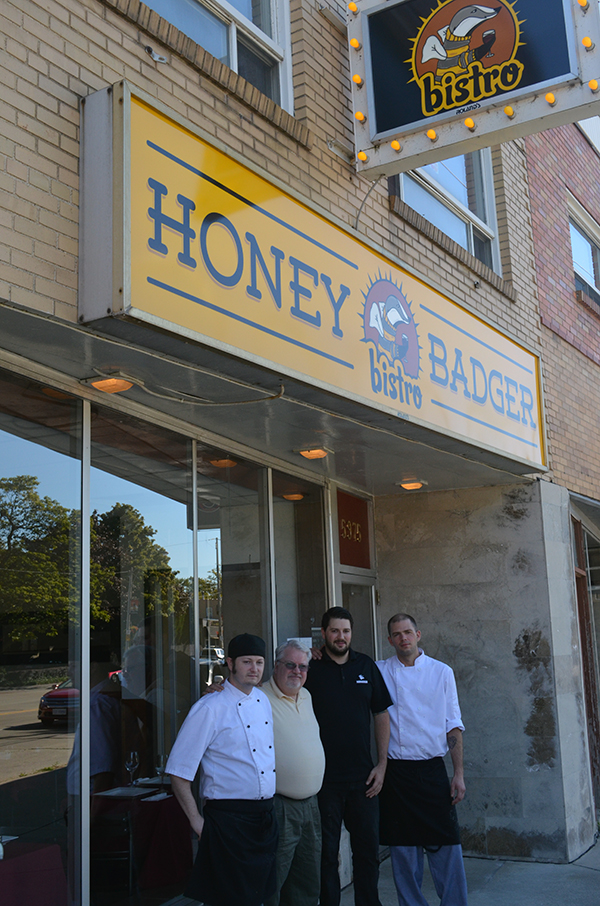 Honey Badger Bistro