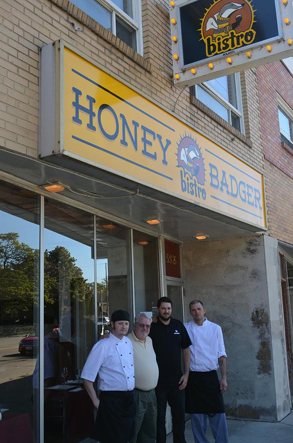 Honey Badger Bistro