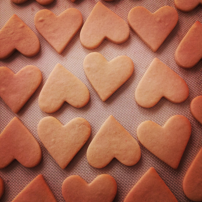 Sugar Cookies from Sweet Revenge Bake Shop