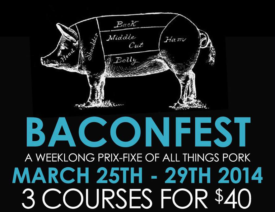 Baconfest at The City Grill