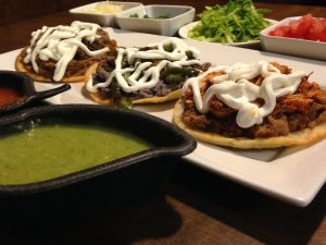 Recipe: How to Build Your Own Tostadas