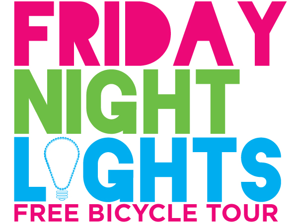 Friday Night Lights free bike tour