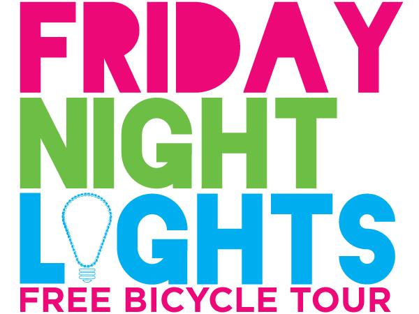 Friday Night Lights free bike tour