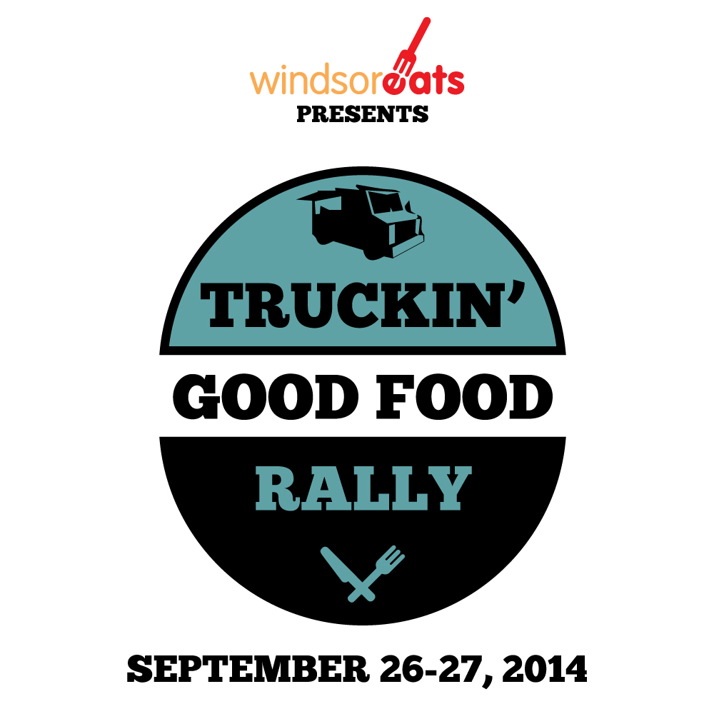 2014 Truckin' Good Food Rally
