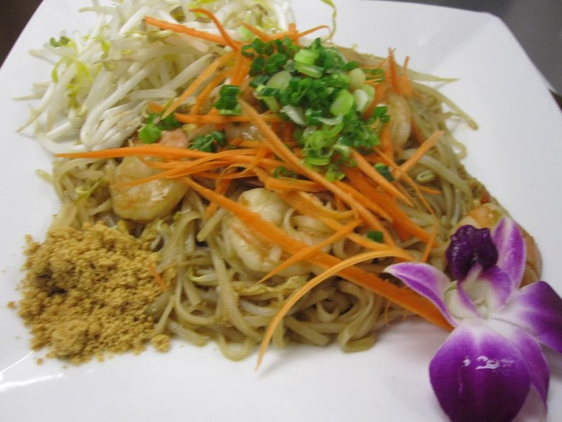 Pad Thai from Thai Palace