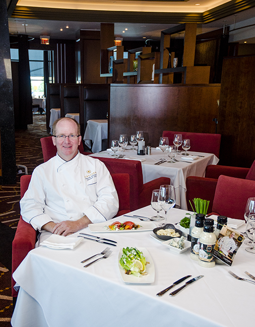 Caesars Windsor Executive Chef McClary releases 2nd Signature Dressing