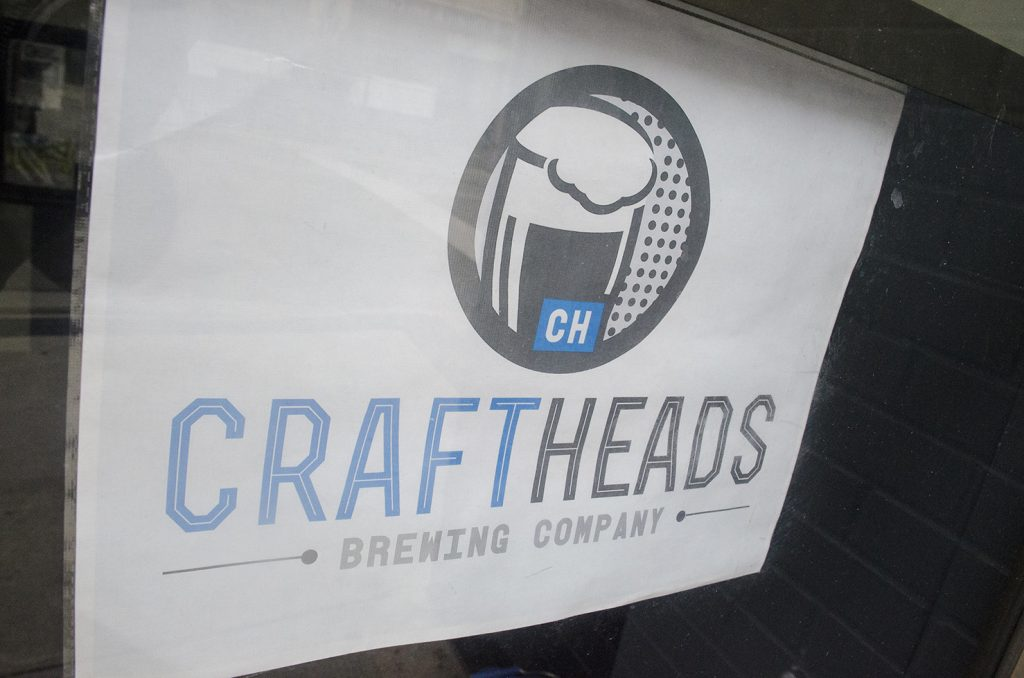 Craft Heads is ready to open in Downtown Windsor