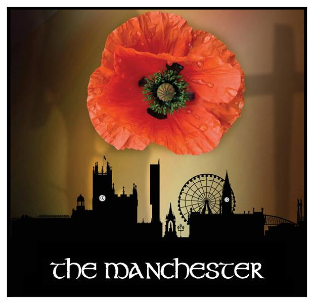 Remembrance Day at The Manchester
