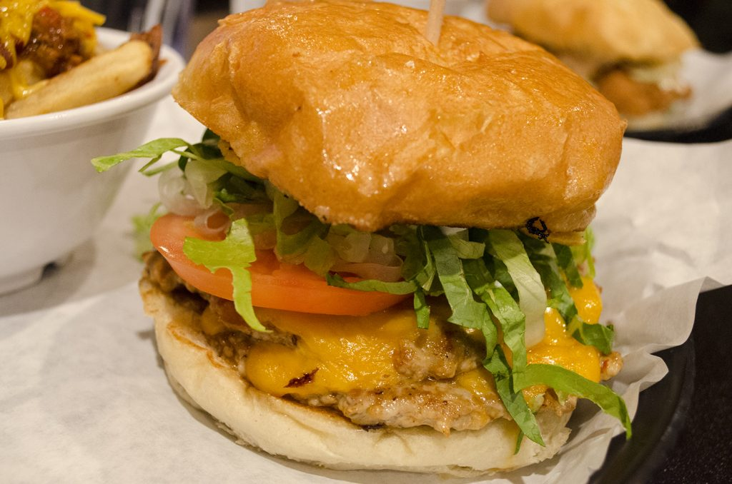 The Rico Suave from Mamo Burger Bar