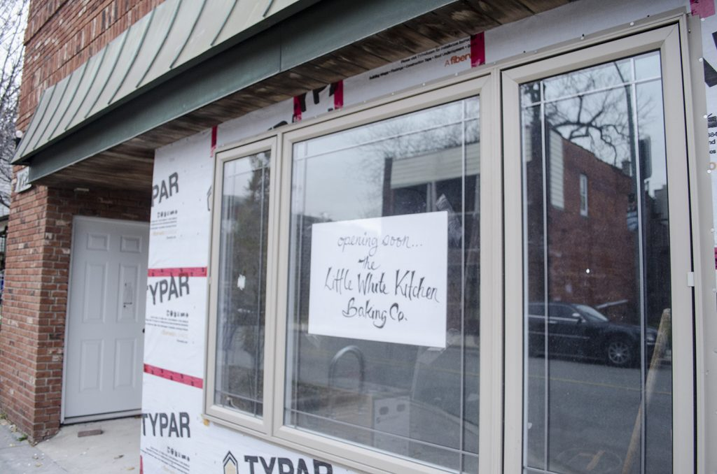 The Little White Kitchen Co. is almost here
