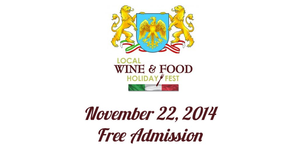 Local Wine and Food Holiday Fest