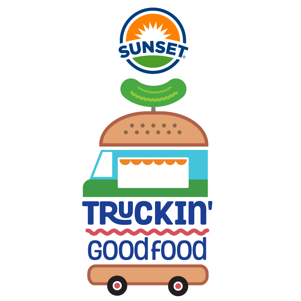SUNSET Truckin Good Food Series