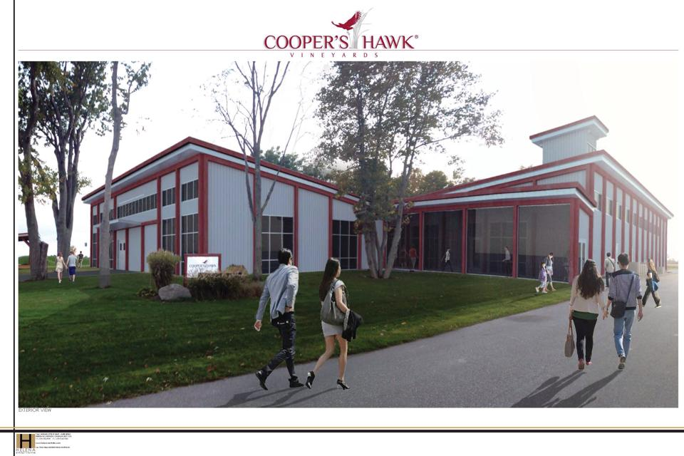 Cooper's Hawk Vineyard is expanding!