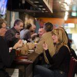 Snackbar-B-Q in downtown Windsor.