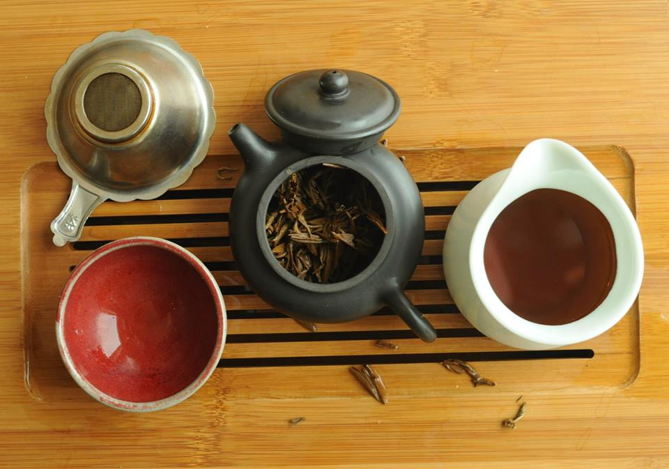 Anchor Coffee House is hosting a free tea tasting.