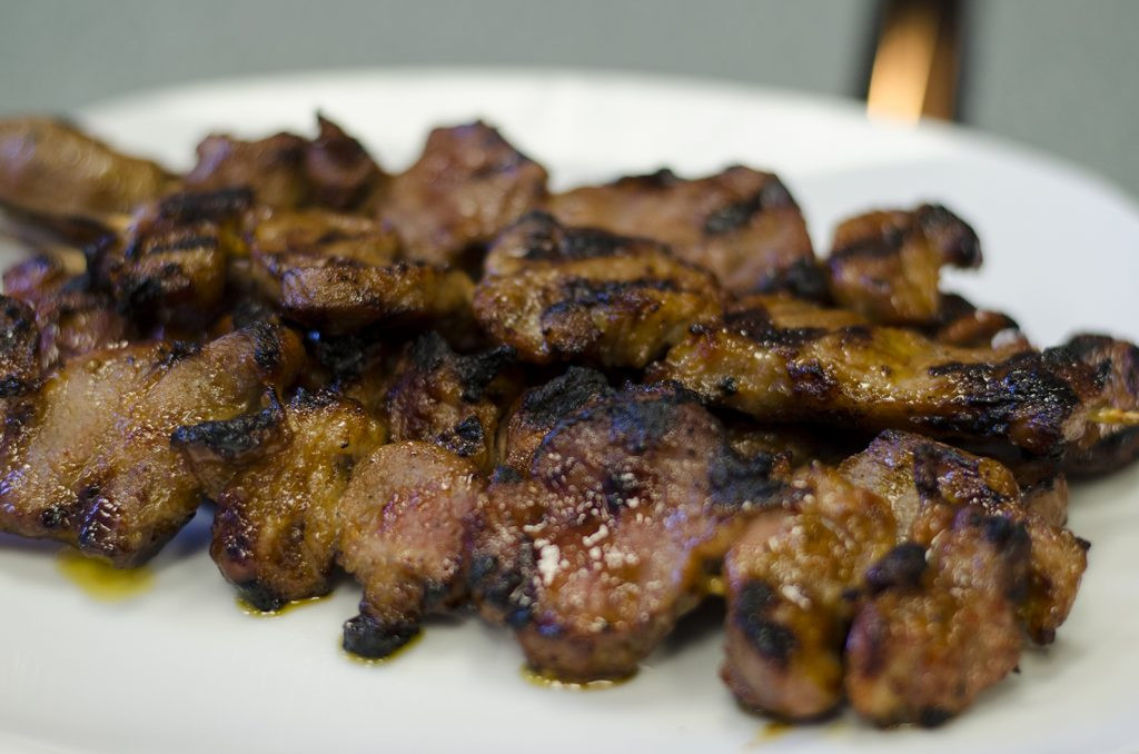 BBQ Pork. Mmmm.