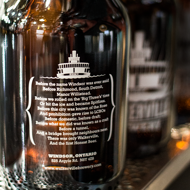 Grab a growler
