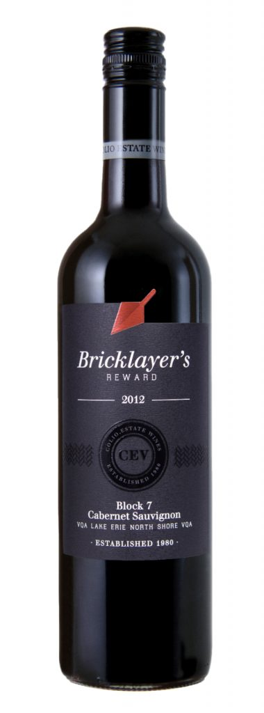 'Block 7' Cabernet Sauvignon  from Colio Estate Winery