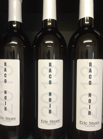 Erie Shore Baco Noir