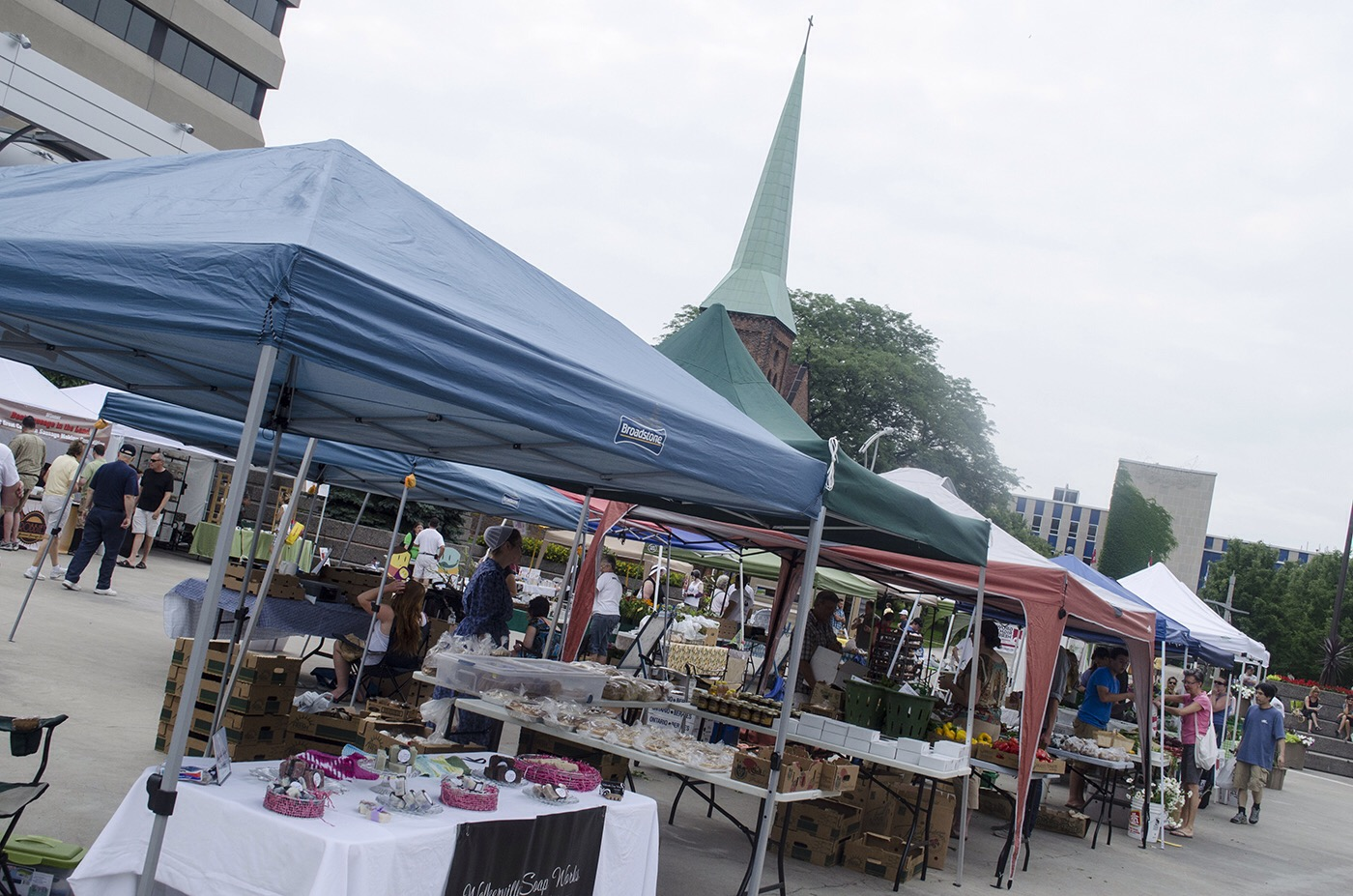 Downtown Windsor Farmers Market